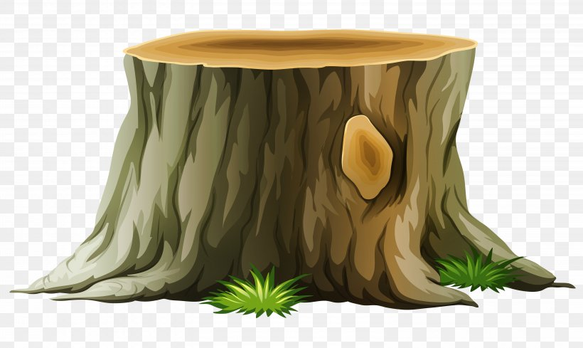 picture library stock Stump clipart. Tree trunk clip art