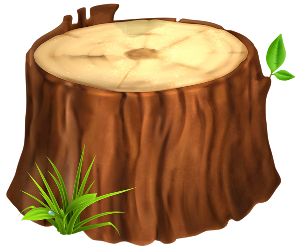 vector freeuse download Tree Stump PNG Clipart Image