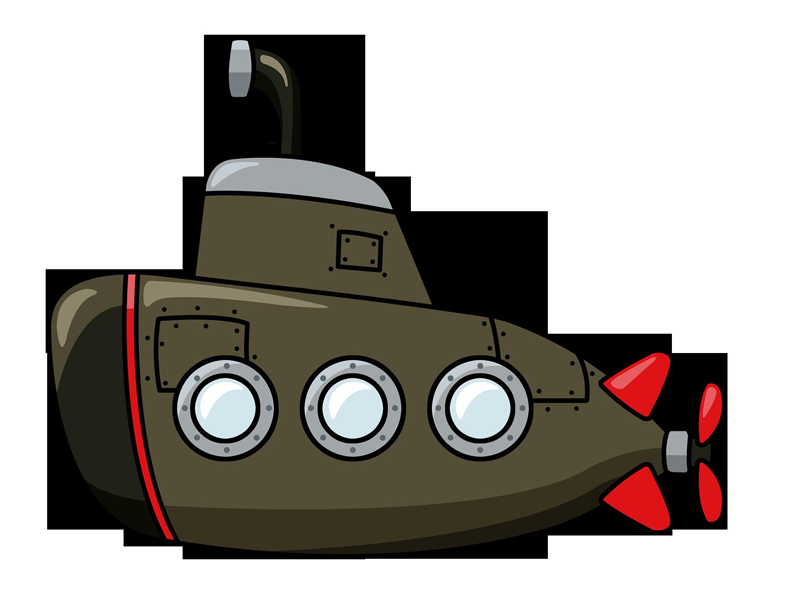 graphic free Submarine