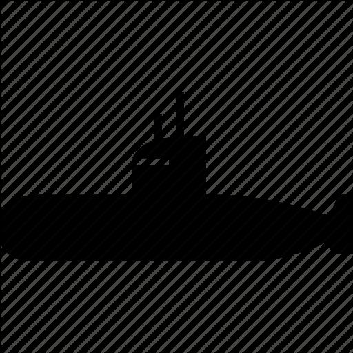 vector transparent library Ahasoft military by aha. Submarine vector