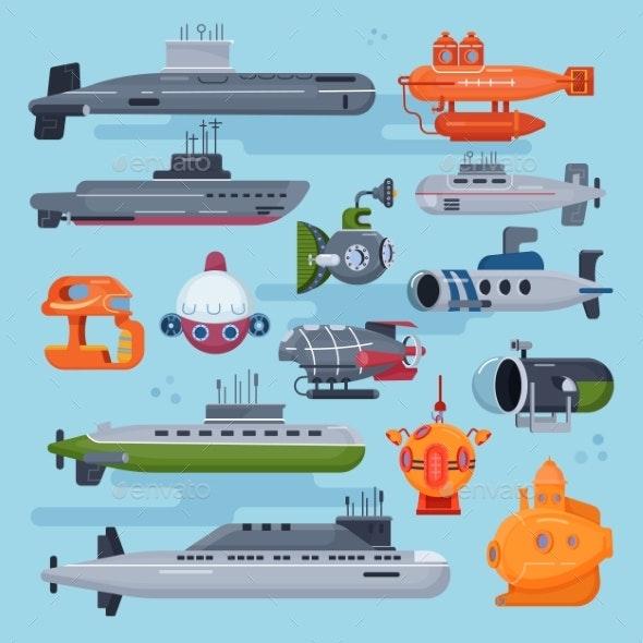 jpg freeuse Sea pigboat or marine. Submarine vector