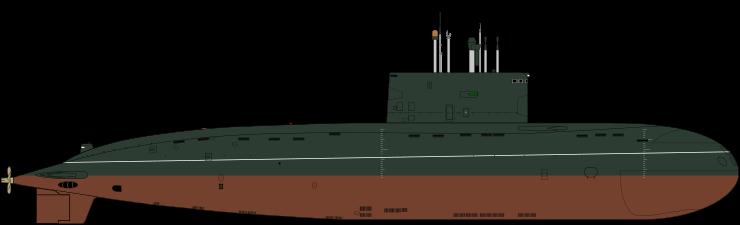 graphic freeuse stock Submarine vector kapal selam. File kilo class ss
