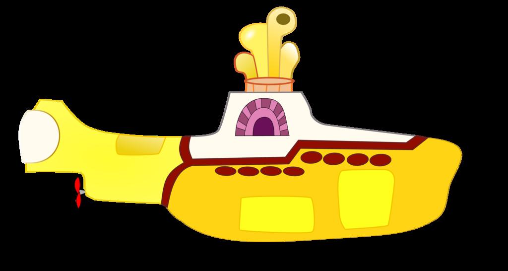 clipart yellow submarine movie free download