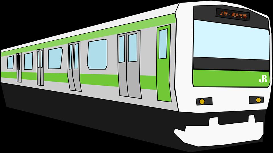 clipart transparent Passenger train free on. Subway clipart.