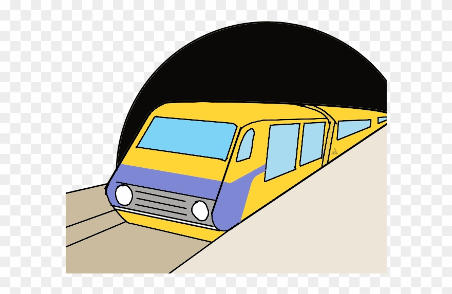 image royalty free stock Tunnel pinclipart . Subway clipart.