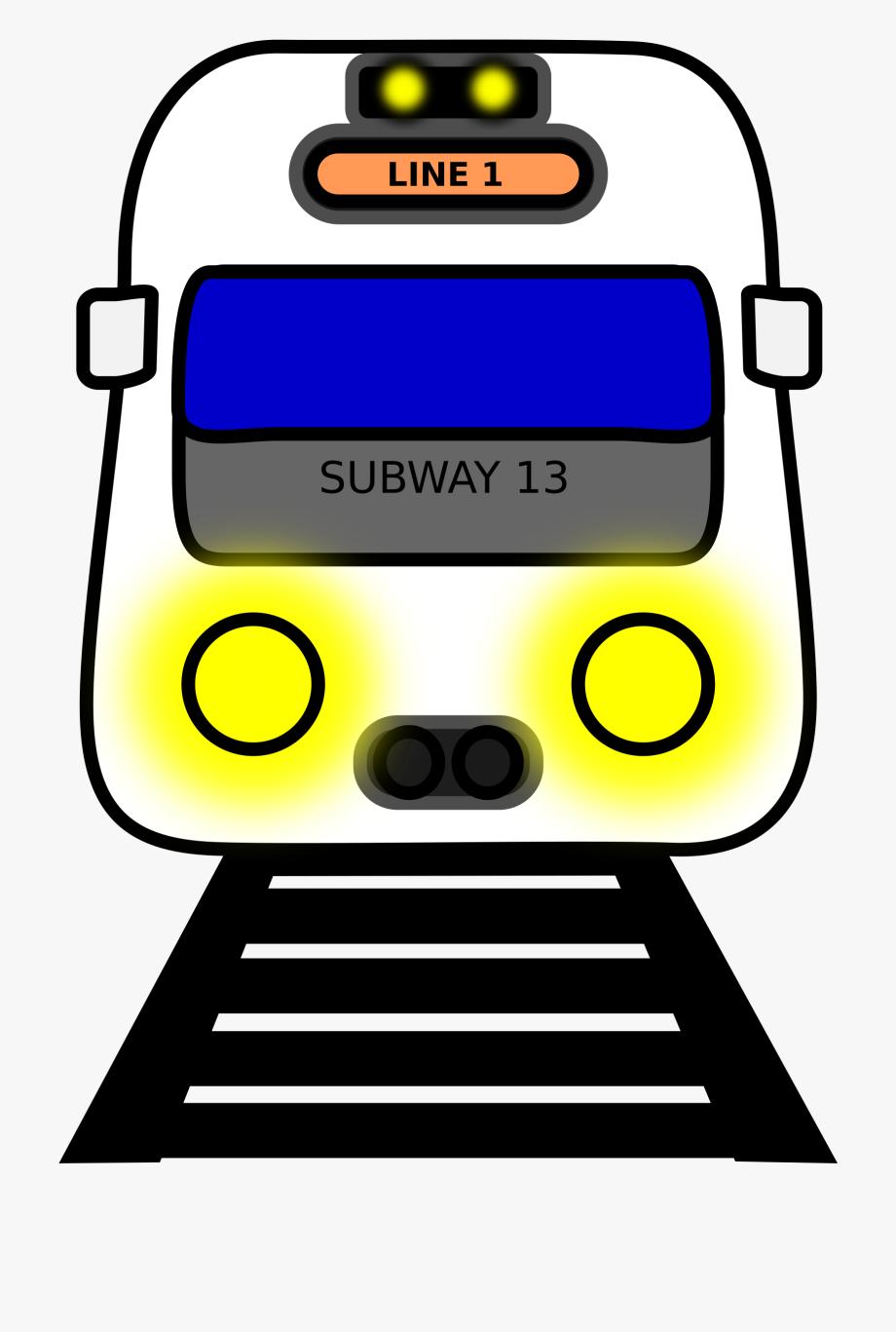 png transparent library Rail transport rapid transit. Subway clipart.