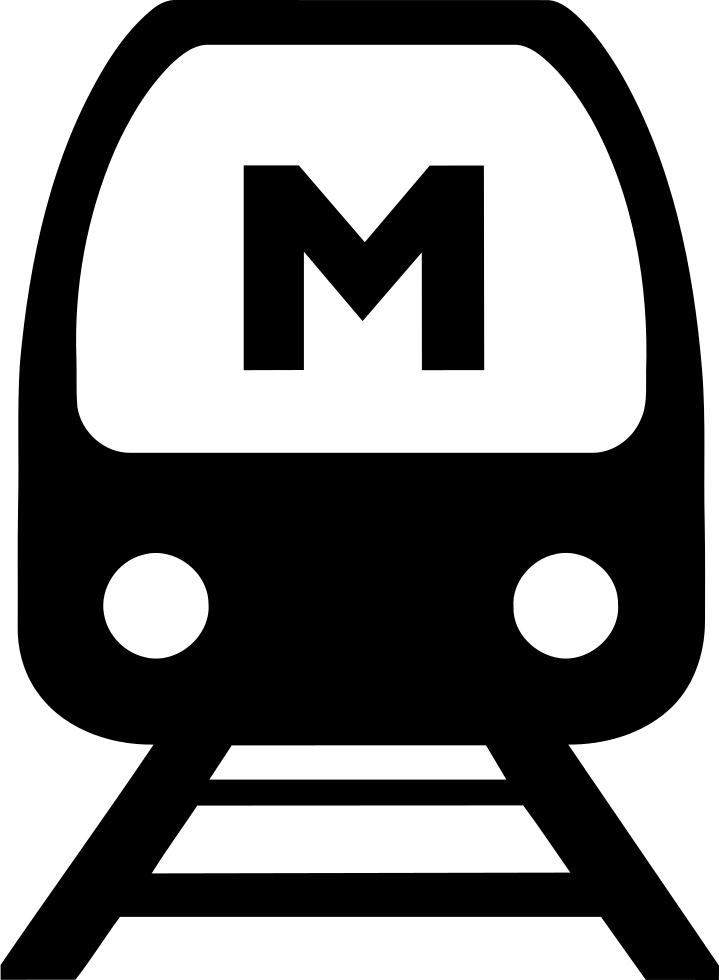svg royalty free stock Font line graphics transparent. Subway clipart logo