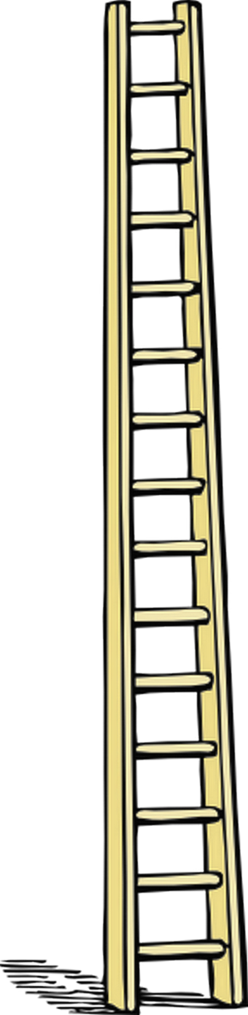 transparent library Ladder Of Success Clipart