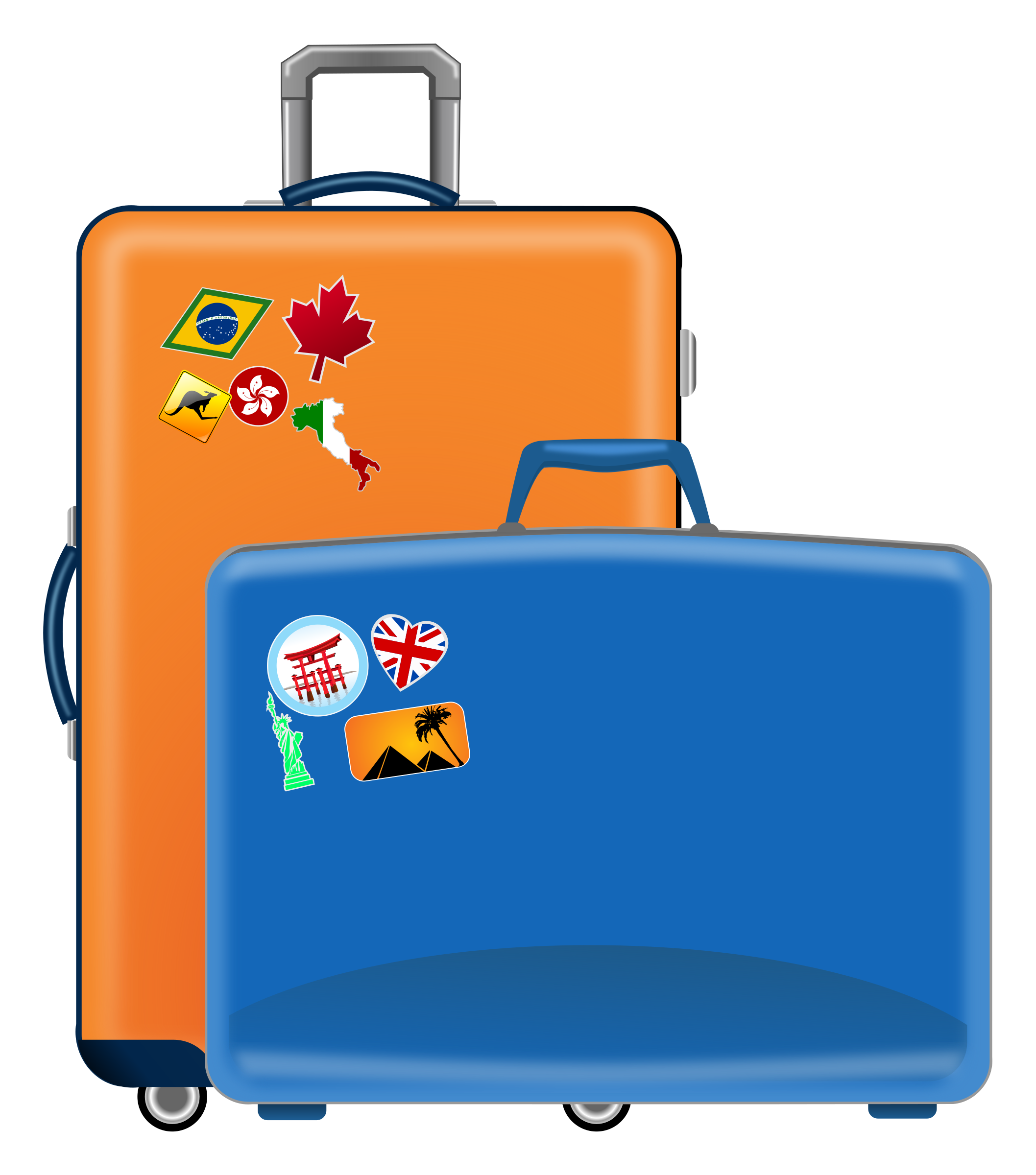 picture freeuse download Suitcases big image png. Suitcase clipart