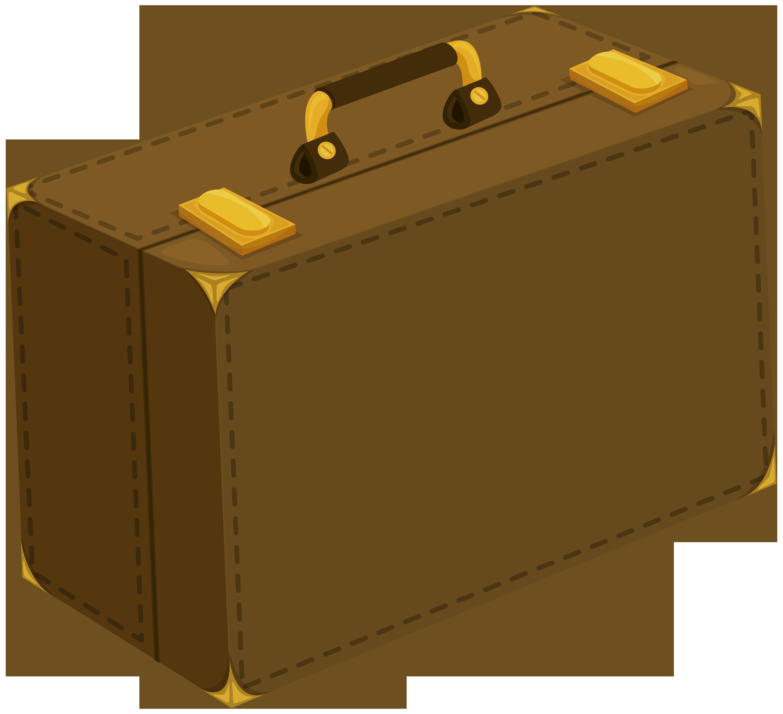 clip art royalty free Suitcase transparent. Png clip art image.