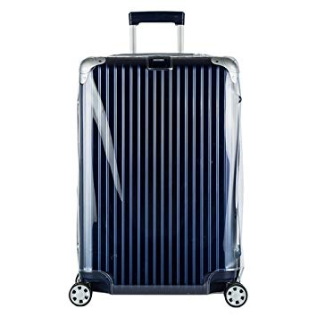 graphic transparent download Sunikoo luggage protector clear. Suitcase transparent.