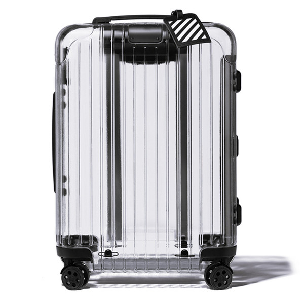 image freeuse stock New with wheel inchboarding. Suitcase transparent.
