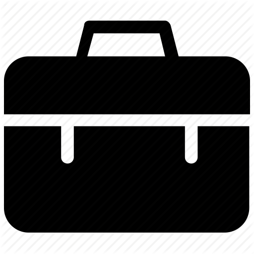 svg black and white suitcase vector office #104044558