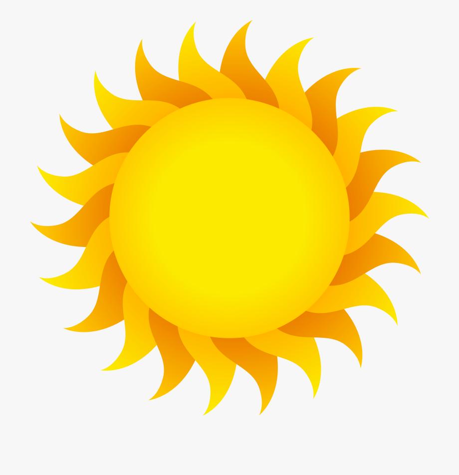 graphic transparent stock Transparent png clip art. Sun clipart.