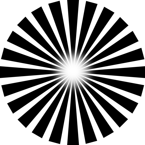 graphic library download Sunray vector. Sun ray png black.