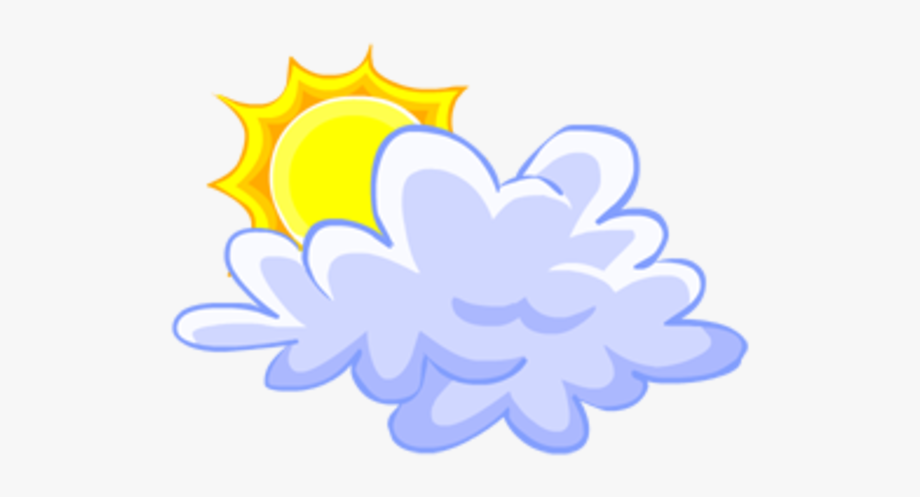 transparent library Cloud and transparent . Sun with clouds clipart