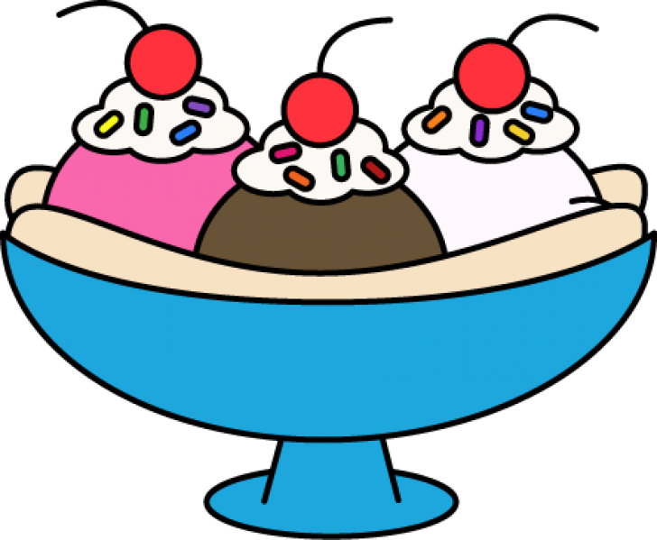 clipart royalty free Sundae clipart color. Diy design pictures clip