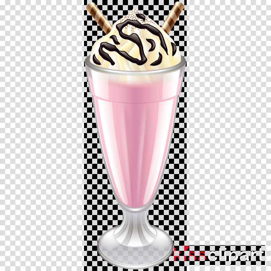 clipart free Frozen food cartoon smoothie. Sundae clipart milkshake