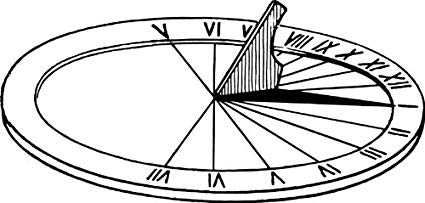 banner library download Sundial drawing.  cm x greeting