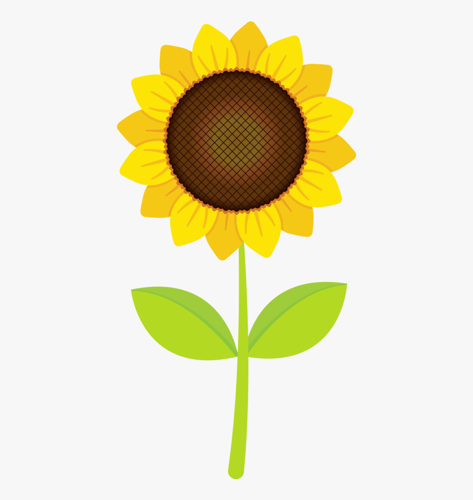 vector black and white library Sunflowers clipart. Sunflower gallery flower clip.