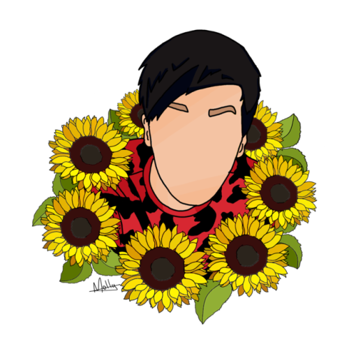 graphic freeuse download transparent sunflower