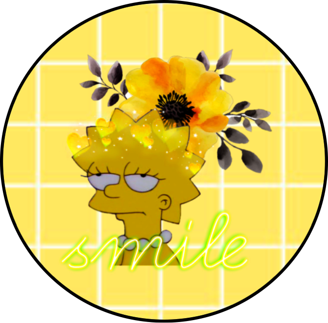png royalty free download Sunflowers clipart aesthetic. Idek lise yellow art.