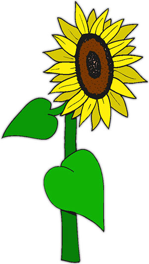 picture royalty free Sunflowers clipart animation. Free animated gifs