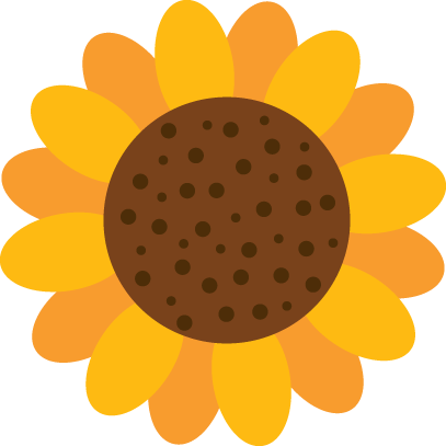 png freeuse download Sunflowers clipart divider. Photo by daniellemoraesfalcao minus