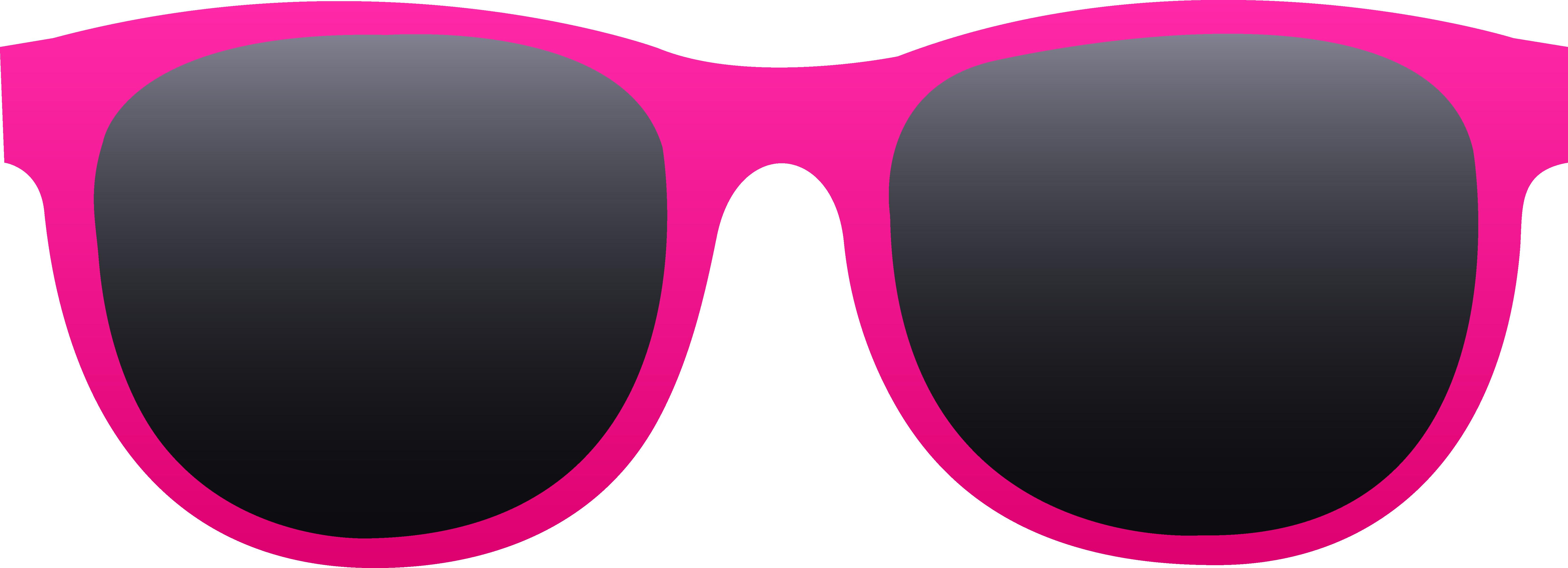 svg transparent Sunglasses Free Clipart