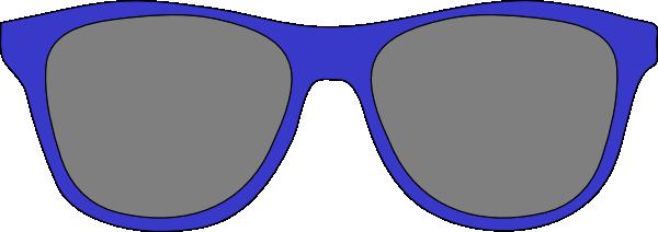 vector royalty free Vector bulldog sunglasses clipart. Wayfarer