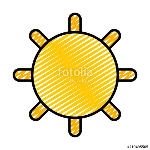picture transparent library Shine sun ray to. Sunray vector doodle.