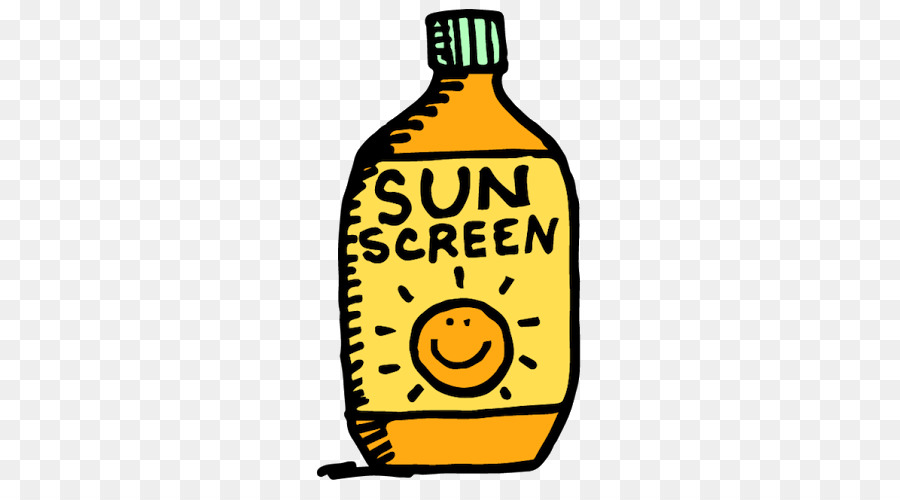 png black and white download Sunscreen clipart. Sun yellow font transparent