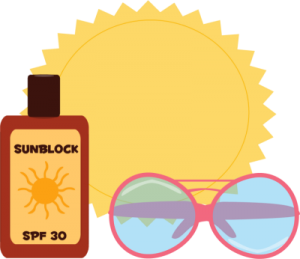clip art Sunscreen clipart sun safety. Devon international group uv