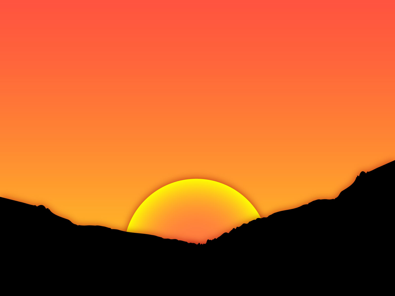 image royalty free Sunset clipart. Free sunsets cliparts download.