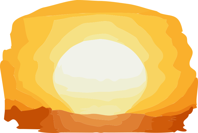 png library Medium image png . Sunset clipart.