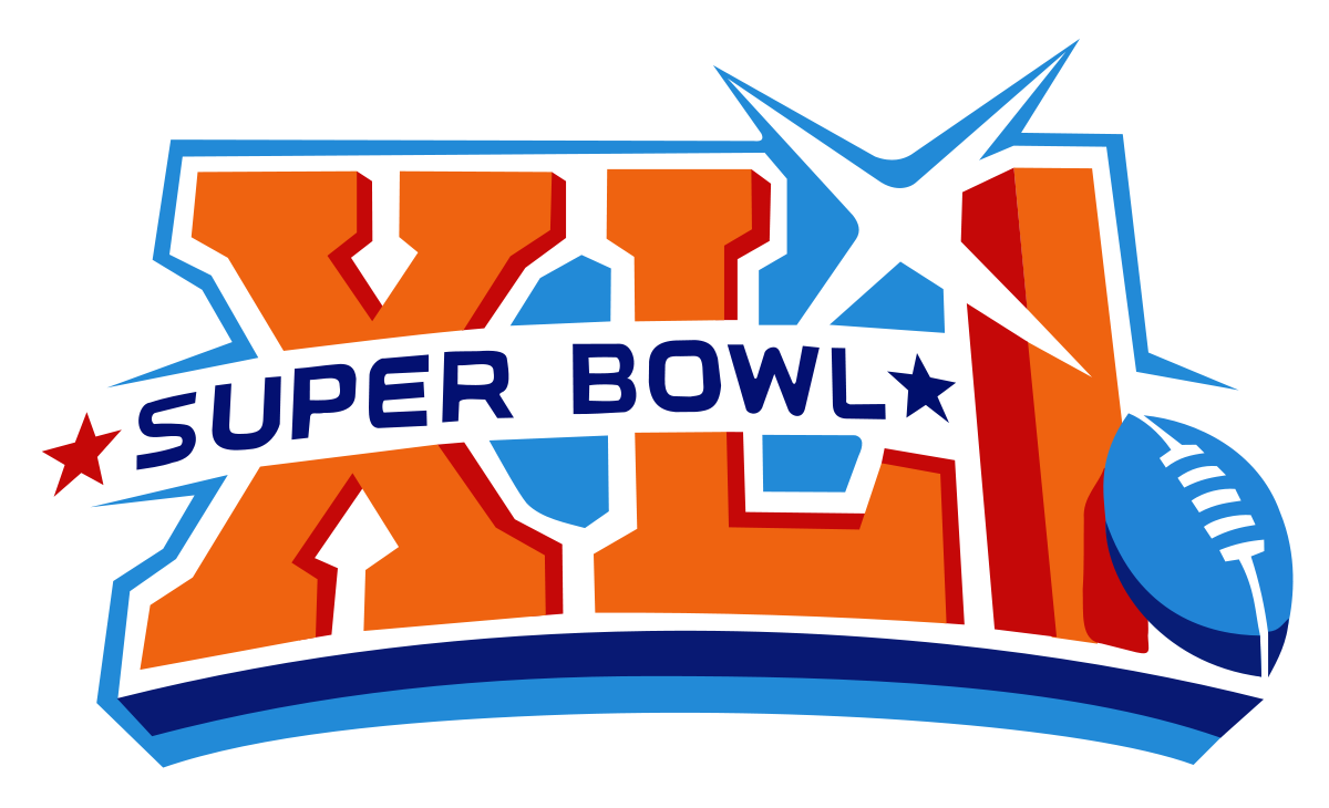clipart Super Bowl