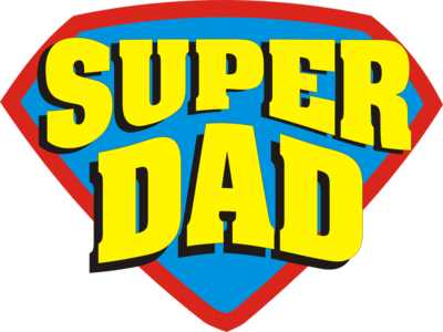 svg stock Super Dad PNG Transparent Super Dad