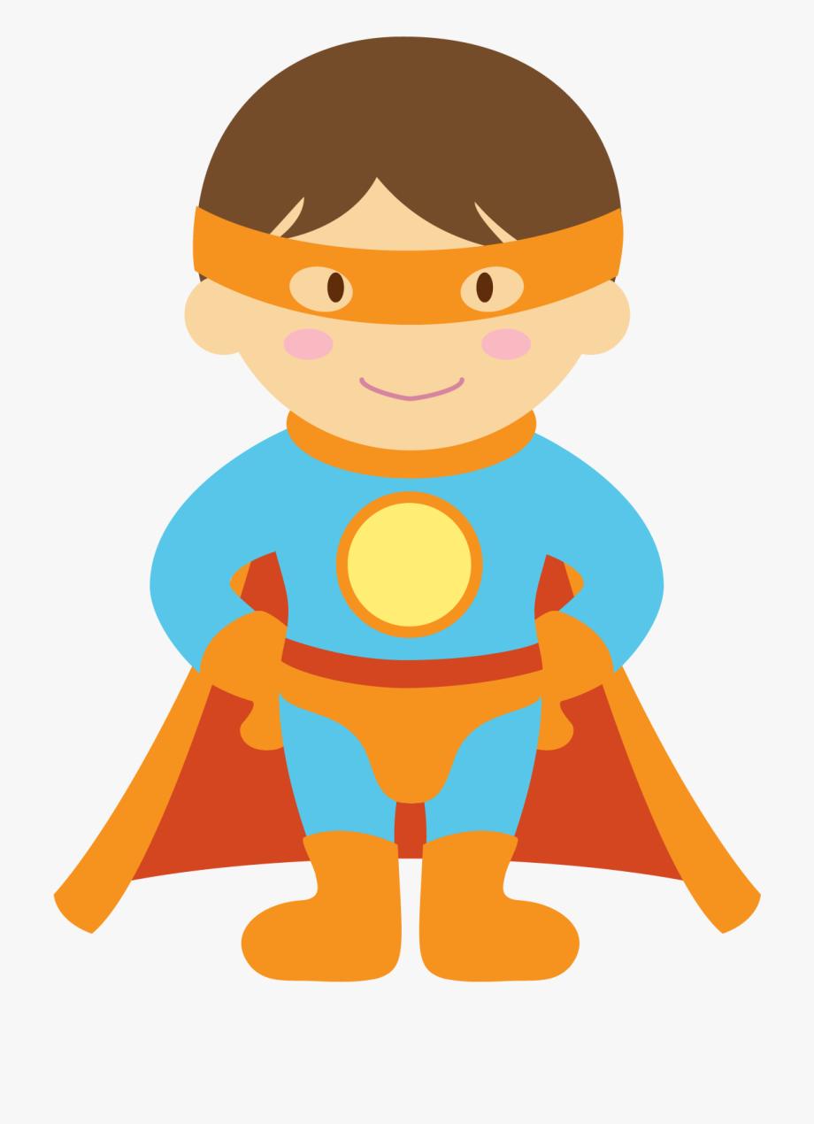 image black and white download Kid superhero clipart. Kids dressed as superheroes