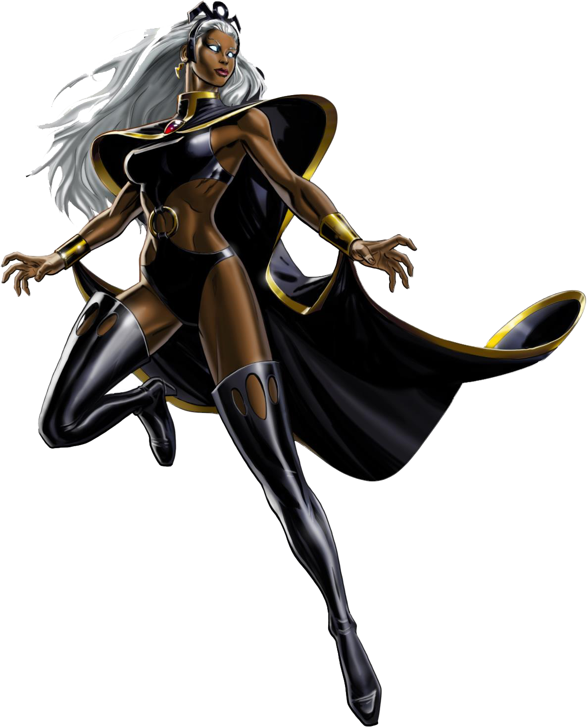 banner library download Storm superhero . X men clipart