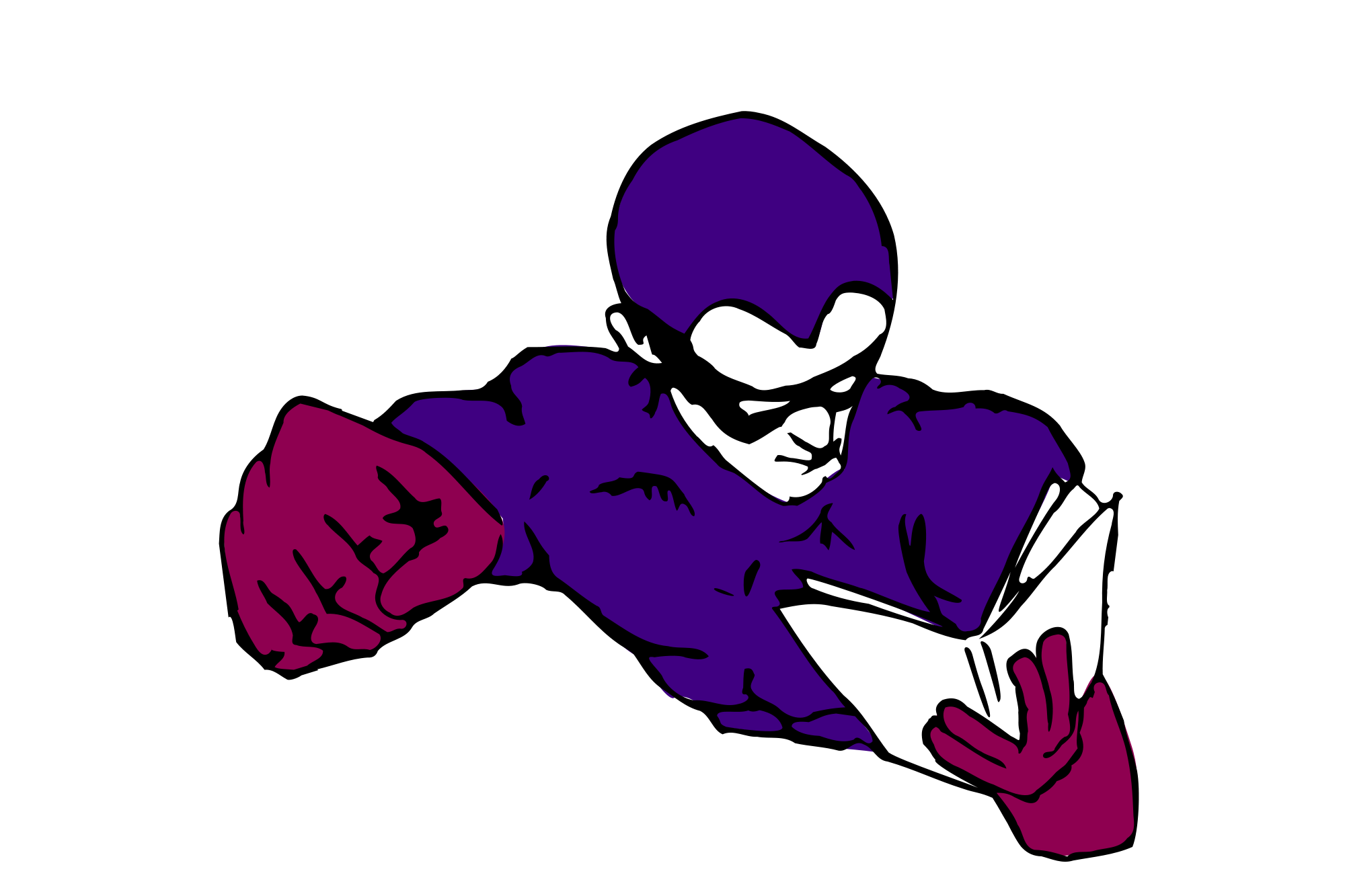 clipart transparent library portal drawing superhero #101568154