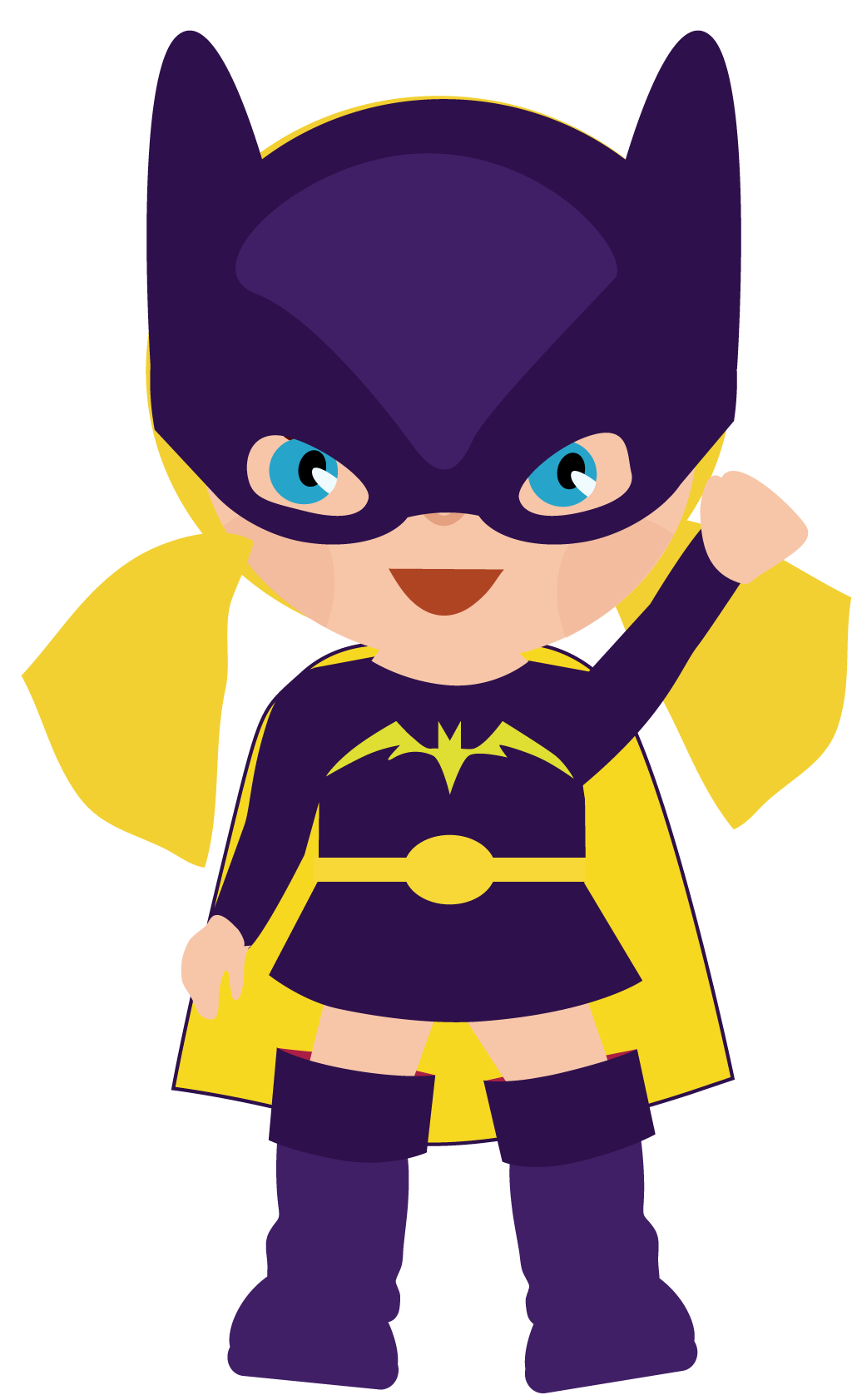 clipart free stock Superhero printables hero and. Superheroes clipart.