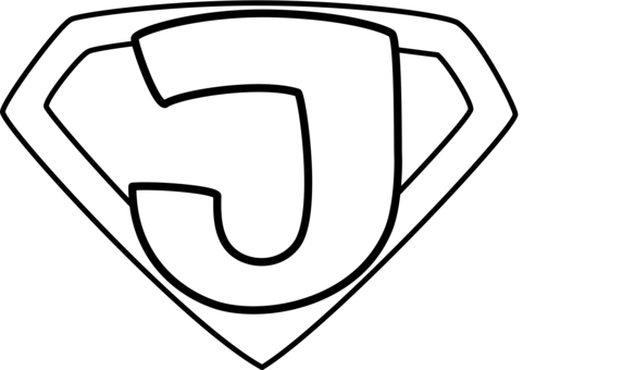 clip royalty free Batman superhero minions computer. Superman clipart black and white