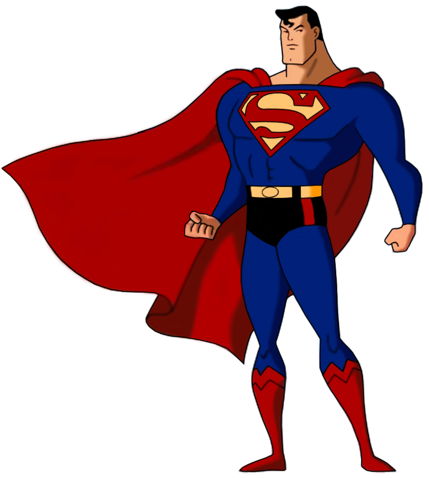 banner free library Syle by d on. Drawing superman animated