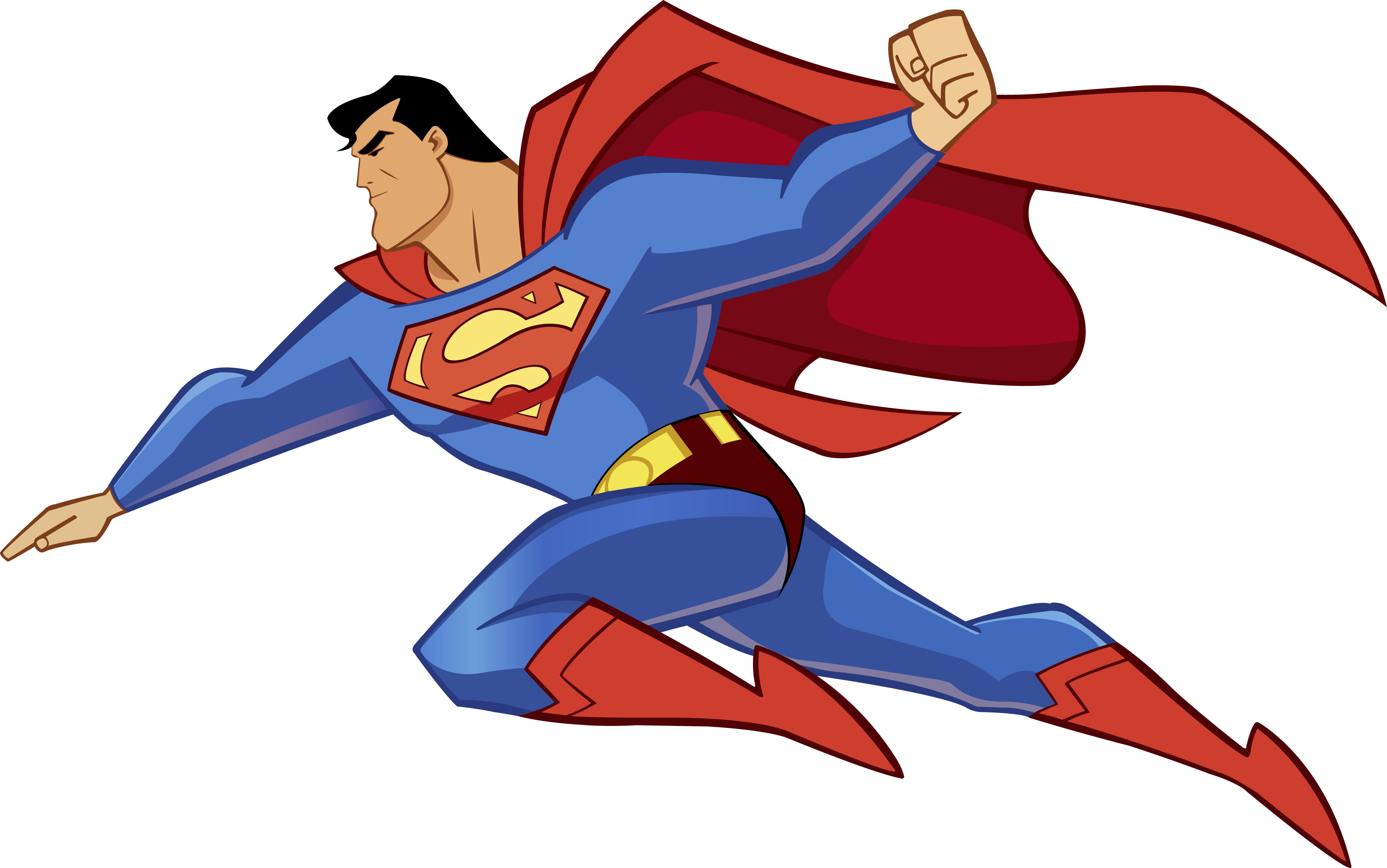 vector freeuse Vector cartoons superhero. A project for my
