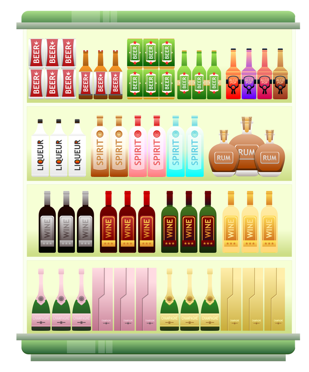 clip art library library Backdrops for creations baileys. Supermarket clipart backdrop