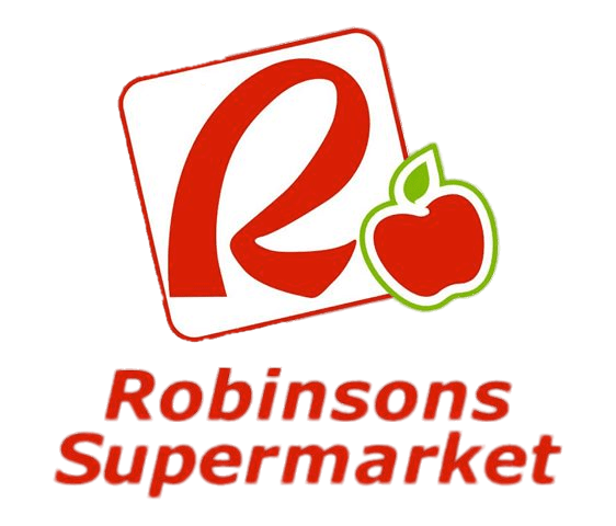 clipart transparent library Robinsons logo transparent png. Supermarket clipart background
