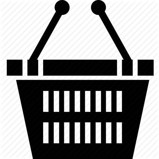 clipart freeuse library Metro business by aha. Supermarket clipart basket goods