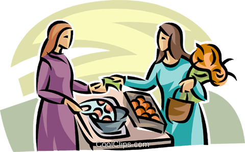 picture library stock Collection of free baying. Supermarket clipart buyer seller
