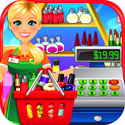 clipart freeuse Supermarket clipart casher. Cashier grocery