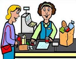 png transparent Free download on webstockreview. Supermarket clipart cashier